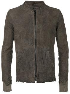 панельная куртка с декоративными швами Giorgio Brato