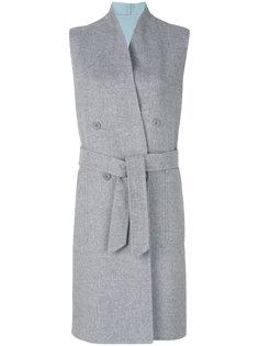 пиджак под пояс без рукавов Max Mara