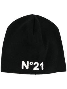 шапка с логотипом Nº21