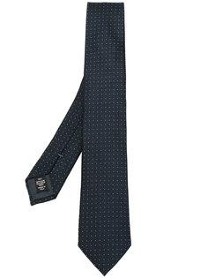 галстук в горох Ermenegildo Zegna