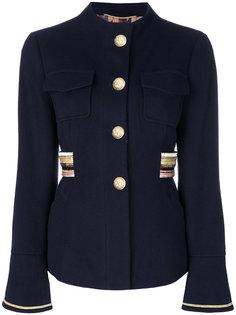 пиджак с нагрудными карманами Bazar Deluxe