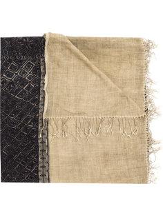 платок с принтом Uma Wang