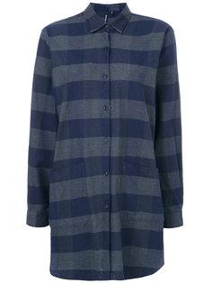 рубашка в клетку Woolrich