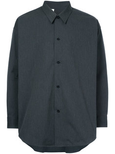 plain shirt jacket  N. Hoolywood