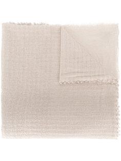 клетчатый шарф Arabella Faliero Sarti