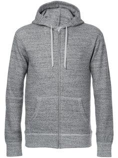 zipped hoodie  N. Hoolywood