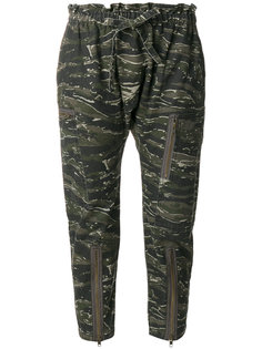 укороченные брюки Aviation  Current/Elliott