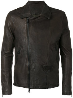leather jacket Giorgio Brato