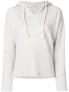 свитер с капюшоном Current/Elliott