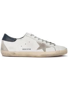 кроссовки с эффектом потертости Superstar Golden Goose Deluxe Brand