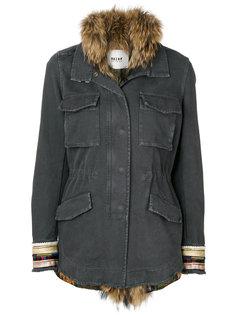 пальто со съемным жилетом Bazar Deluxe