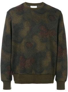 floral print sweatshirt Etro