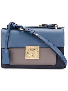 сумка на плечо Gancio lock Salvatore Ferragamo