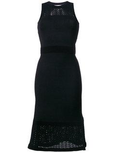 расклешенное платье  Michael Kors