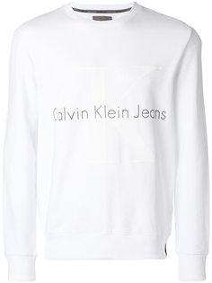 толстовка с логотипом Ck Jeans