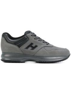 кроссовки с логотипом Hogan