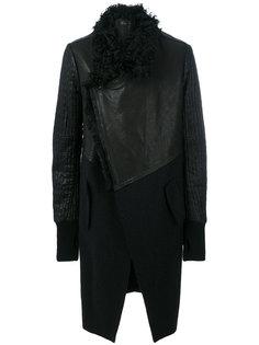 пальто с подкладкой из овчины Lost & Found Ria Dunn