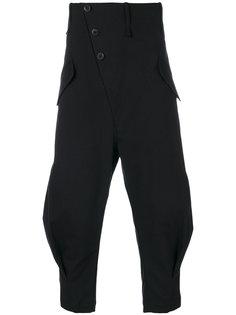 укороченные брюки мешковатого кроя Lost & Found Ria Dunn