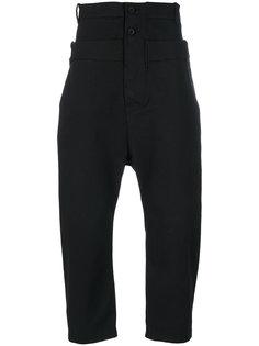укороченные брюки с завышенной талией Lost & Found Ria Dunn