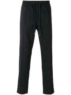 брюки с эластичным поясом Dolce & Gabbana