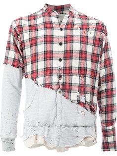 флисовая рубашка из двух частей Mountaineer Greg Lauren