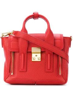 сумка-сэтчел с золотистой отделкой 3.1 Phillip Lim