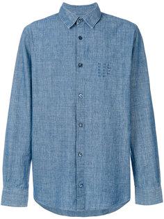 lace-up buttoned shirt A.P.C.