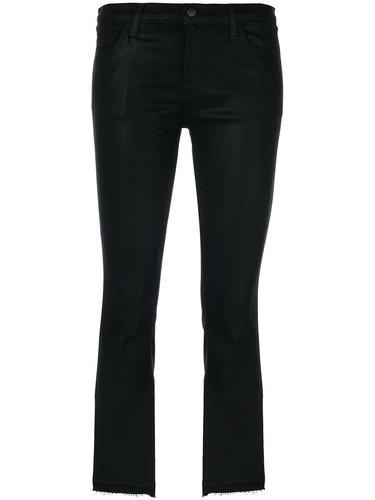 укороченные джинсы 'Fearless' J Brand