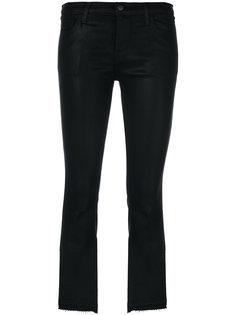 укороченные джинсы Fearless J Brand