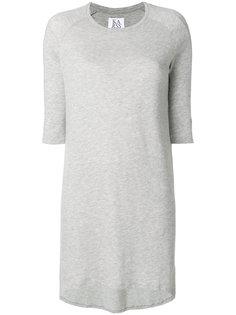 contrast length dress Zoe Karssen