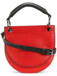 сумка в форме полукруга Marni