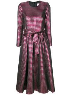 платье с завязкой на талии Ultràchic