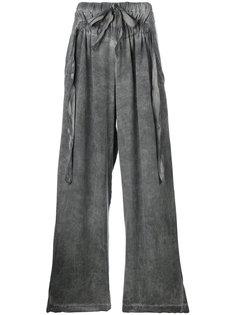 брюки с эластичным поясом Lost & Found Rooms