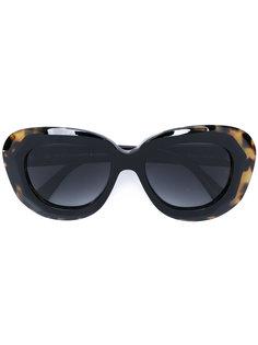 """солнцезащитные очки формы """"кошачий глаз"""" Oliver Goldsmith"""