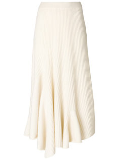 ребристая трикотажная юбка Ports 1961