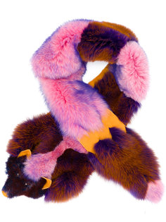 меховой шарф Liska