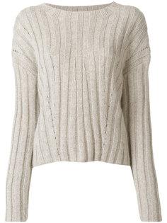 классический трикотажный свитер  Dondup