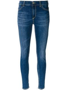классические джинсы скинни  Dondup