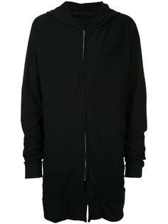 long zipped hoodie Julius