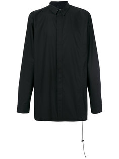 E-string Shirring shirt D.Gnak