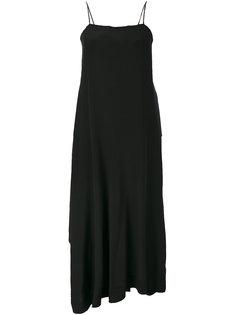 платье с квадратным вырезом  Theory