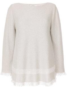 свитер с бахромой Liska