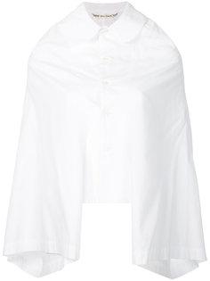 рубашка с широкими рукавами Comme Des Garçons
