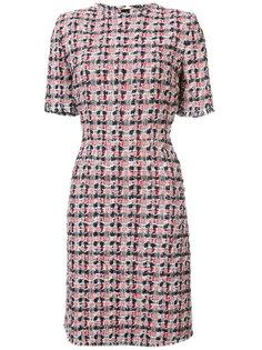 платье шифт с вышивкой Sonia Rykiel