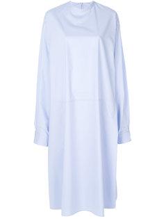 платье с длинными рукавами  Mm6 Maison Margiela
