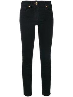 джинсы скинни с декоративной строчкой  Blumarine