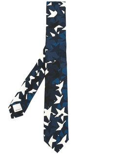 камуфляжный галстук Valentino Garavani Valentino
