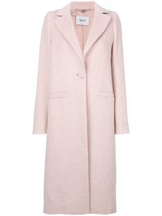 пальто на пуговицах  Blugirl