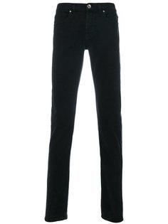 классические джинсы скинни Eleventy