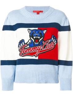 укороченные свитер Tommy Cats Hilfiger Collection